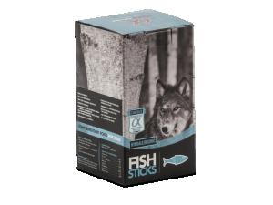 Alpha Spirit Fish Sticks - riba 30x10g